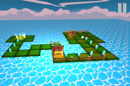 Capture extraite du jeu Hires Colors