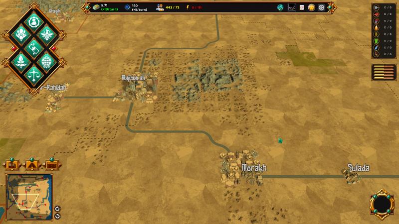 Image extraite du jeu Rogue State Revolution