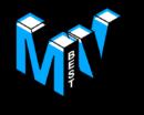 logo de la société MVBest, spécialisée dans le domaine du Web, du digital et de l'entrepreneuriat