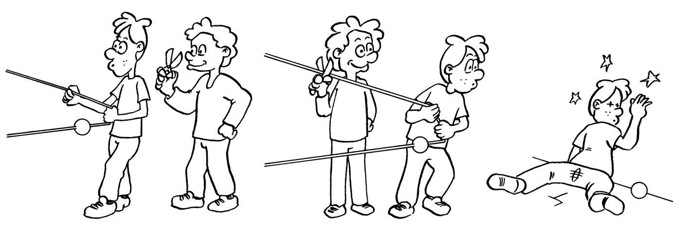 Illustration de Guillaume Desbiolles extraite du livre Neo4j des données et des graphes - 2. Déploiement