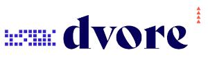 logo du logiciel de pilotage décisionnel pour la restauration Dvore
