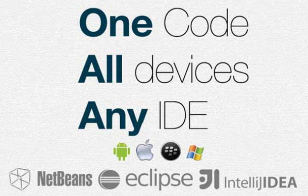 One Code, All Device, Any IDE