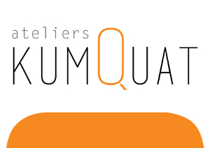 Logo du cabinet d'architecture Ateliers KumQuat