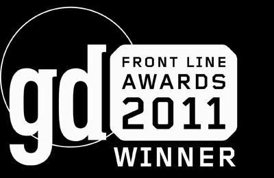 logo du front line awards 2011